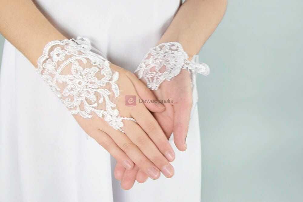 Rękawiczki komunijne kolekcja 2020