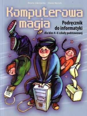 Komputerowa magia klasa 4-6 - podręcznik +CD