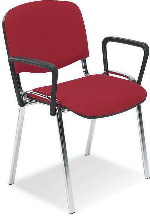 NOWY STYL Krzesło ISO ARM chrome