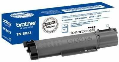 Toner BROTHER TN-B023 Czarny