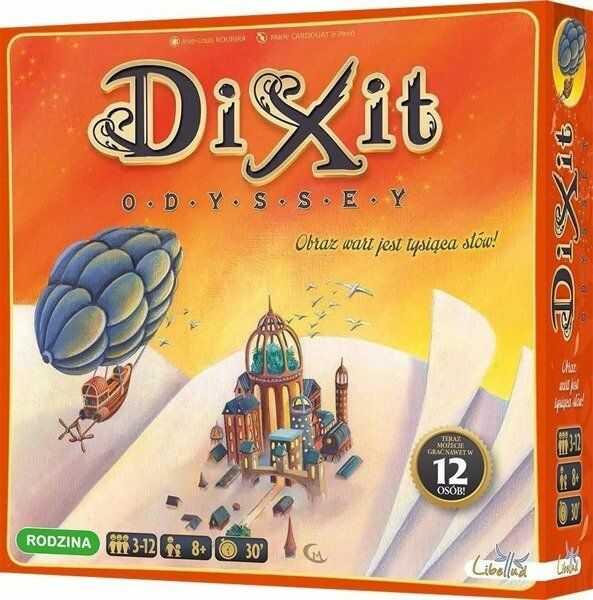 Dixit Odyssey REBEL - Jean-Louis Roubira