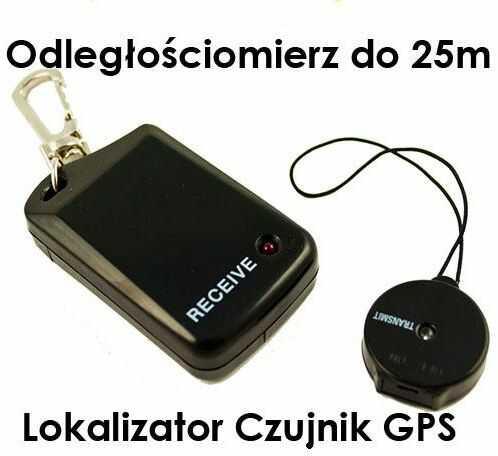 Lokalizator/Alarm Oddalenia Dziecka...