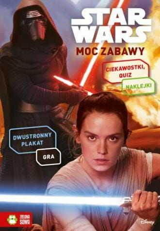Star Wars Moc zabawy Anna Sobich-Kamińska
