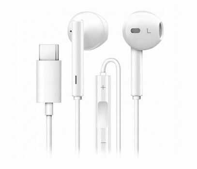 Huawei Słuchawki douszne CM33 USB-C Białe