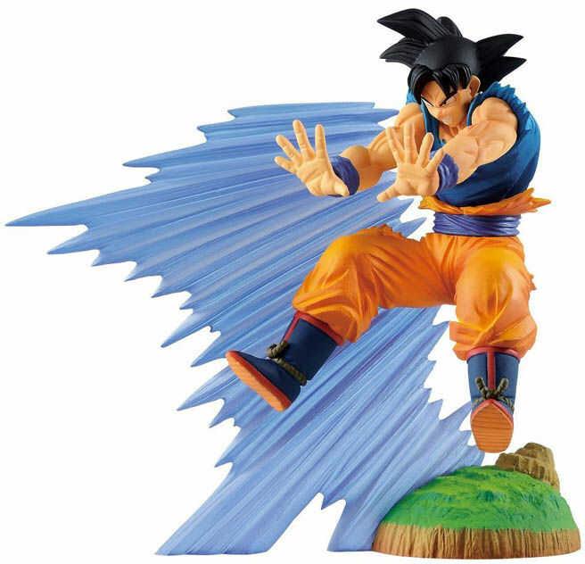 Figurka Dragon Ball Z / History Box Vol.1 / Son Goku vs Majin Buu / Warszawa