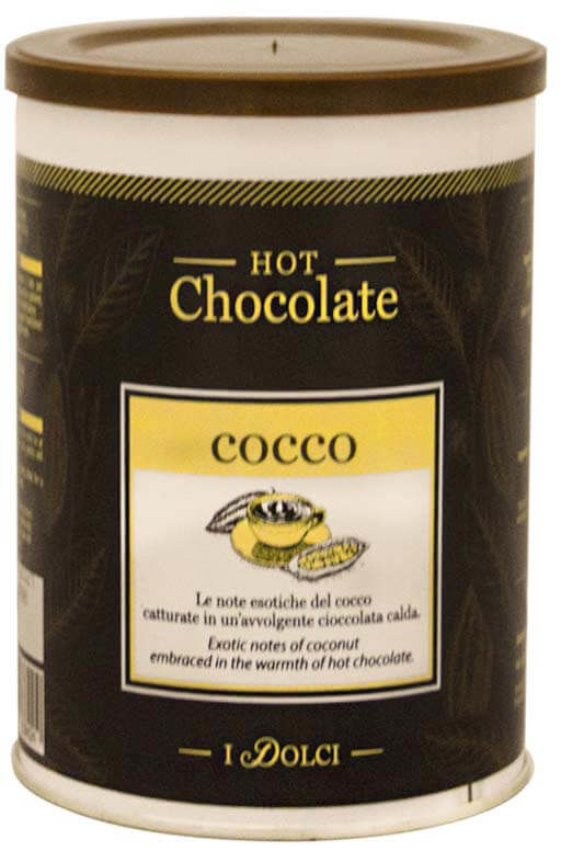 Diemme Czekolada Kokos 0,5 kg PUSZKA