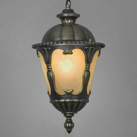 Tybr lampa wisząca ogrodowa 1-punktowa 4684