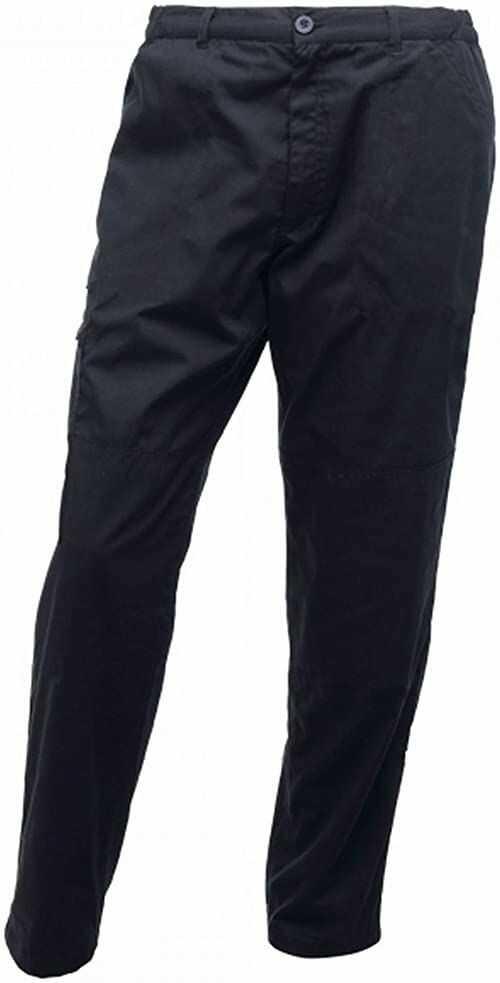 """Regatta męskie profesjonalne Pro Cargo wytrzymałe wodoodporne spodnie z wieloma kieszeniami granatowy Size: 30"""""""