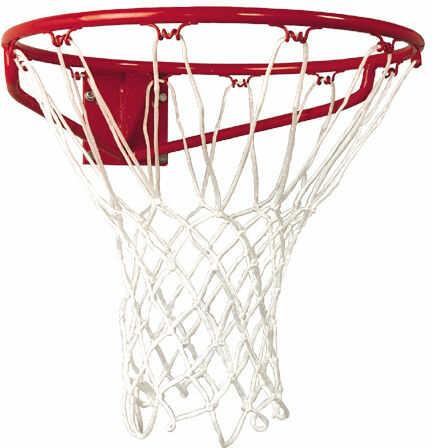 Obręcz do koszykówki Euro wzmacniana