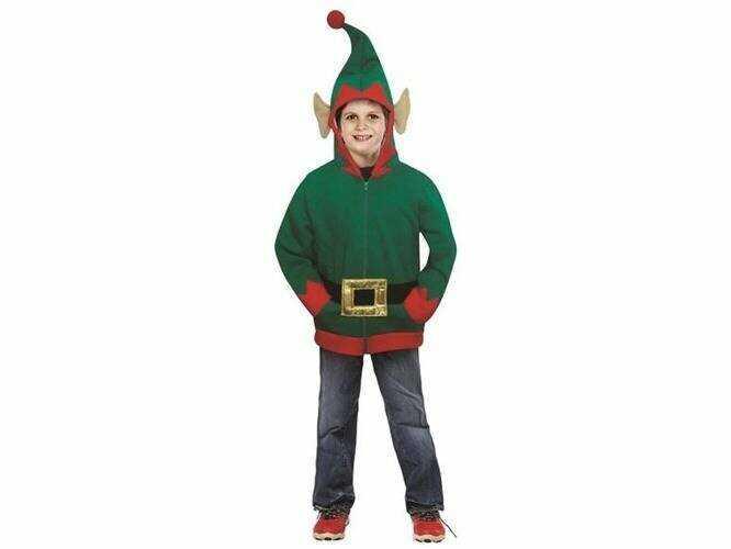 Kostium Elf - 8 - 10 - lat