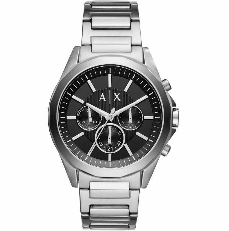 Zegarek Armani Exchange AX2600 DREXLER - CENA DO NEGOCJACJI - DOSTAWA DHL GRATIS, KUPUJ BEZ RYZYKA - 100 dni na zwrot, możliwość wygrawerowania dowolnego tekstu.