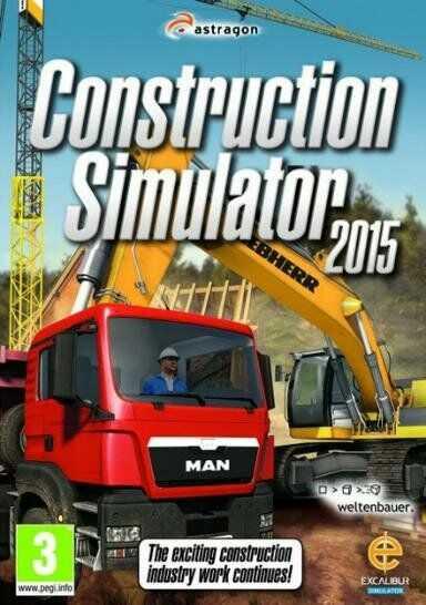 Construction Simulator 2015 (PC) Steam