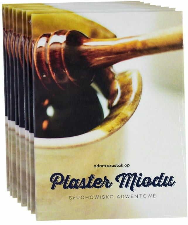 Plaster miodu. Audiobook