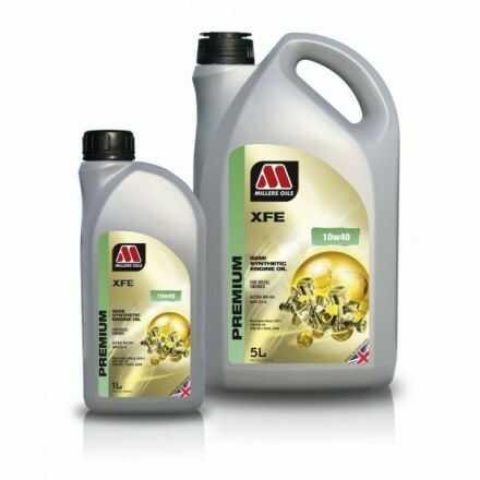Millers Oils XFE 10W40 1l