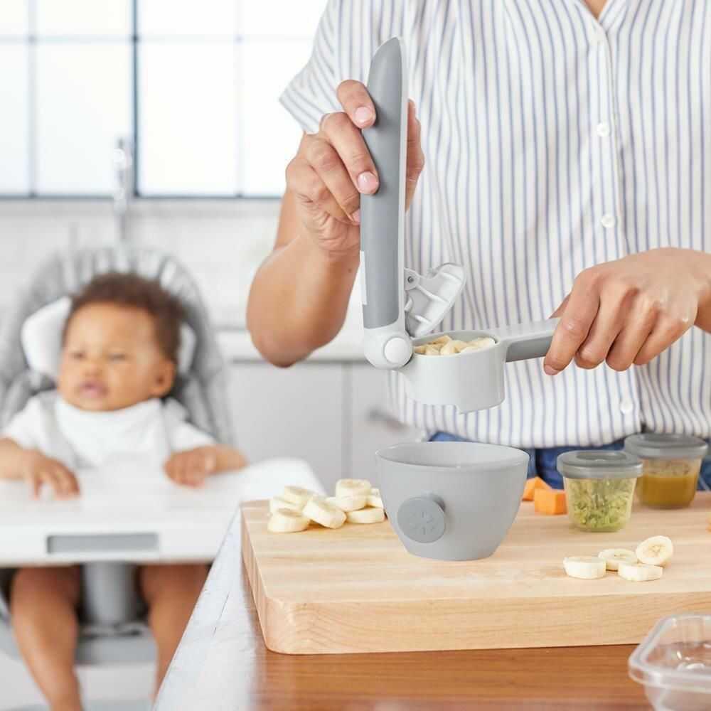 Zestaw praska do żywności Easy-Prep 252012-Skip Hop, akcesoria kuchenne