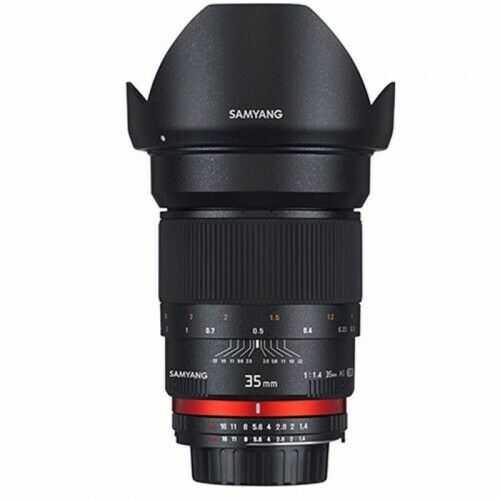 Samyang 35mm F1.4 Samsung NX