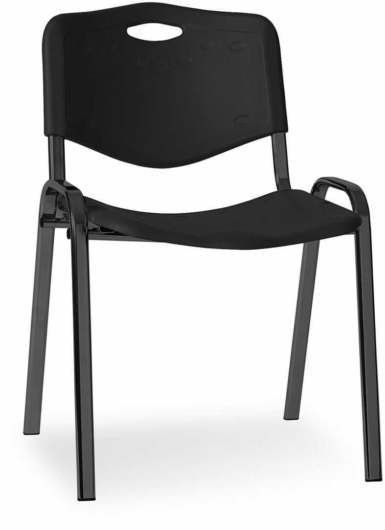 NOWY STYL Krzesło ISO plastik black