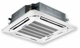 Klimatyzator kasetonowy Kaisai KCA3I-09HRF32
