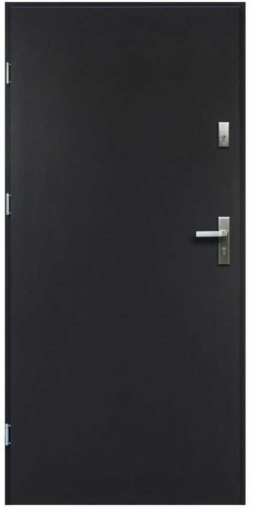 Drzwi wejściowe ARTEMIDA Antracyt 80 Lewe