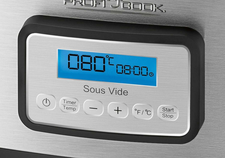 Urządzenie, cyrkulator do gotowania Sous-Vide ProfiCook PC-SV 1112