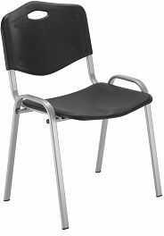 NOWY STYL Krzesło ISO plastik alu