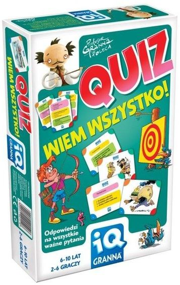 IQ Quiz - wiem wszystko GRANNA