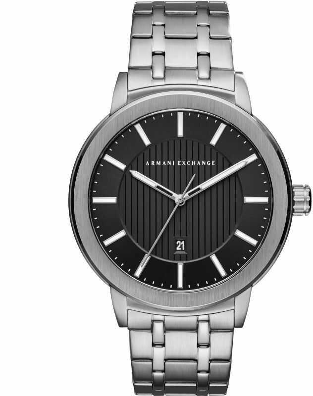 Zegarek Armani Exchange AX1455 - CENA DO NEGOCJACJI - DOSTAWA DHL GRATIS, KUPUJ BEZ RYZYKA - 100 dni na zwrot, możliwość wygrawerowania dowolnego tekstu.