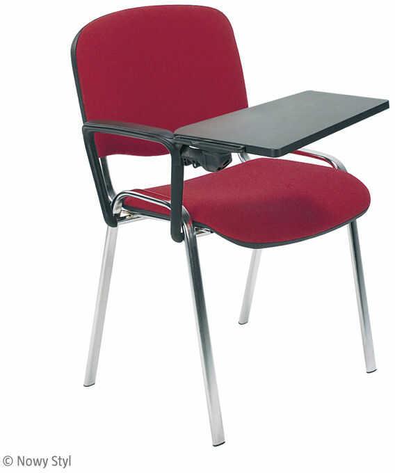 NOWY STYL Krzesło ISO TR black
