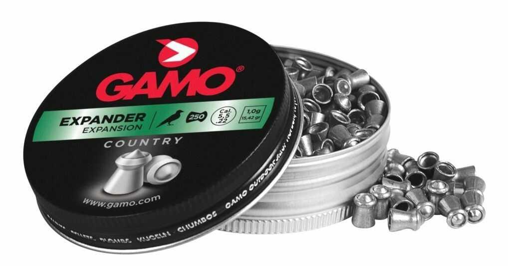 Śrut Gamo Expander 5,5mm 250szt (6322525)