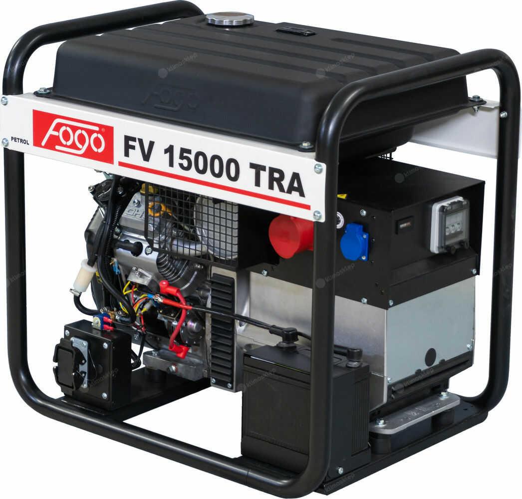 Agregat prądotwórczy Fogo FV 15000 TRA