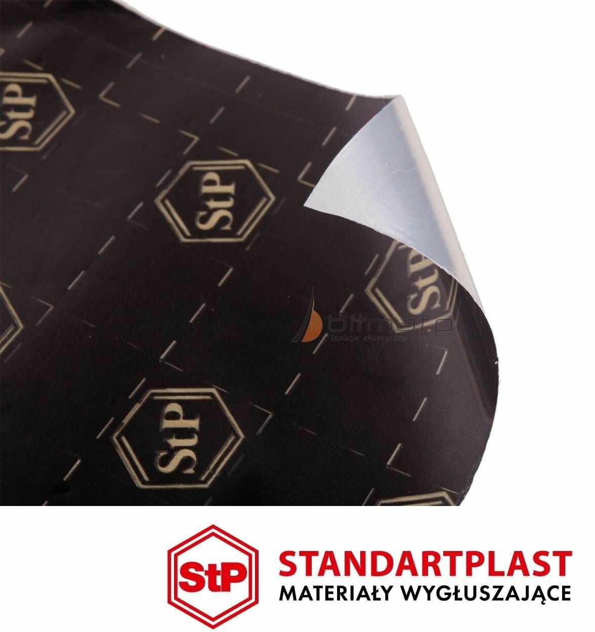 Mata aluminiowa na otwory technologiczne STP ALUM