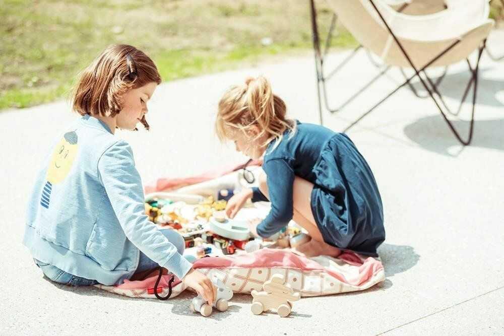 Worek Geo Koralowy p&g_geo_corral-Play&Go, zabawy dla dzieci