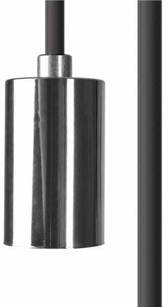 Lampa wisząca srebrna kula GLOBE S śr 20cm 4952 Nowodvorski