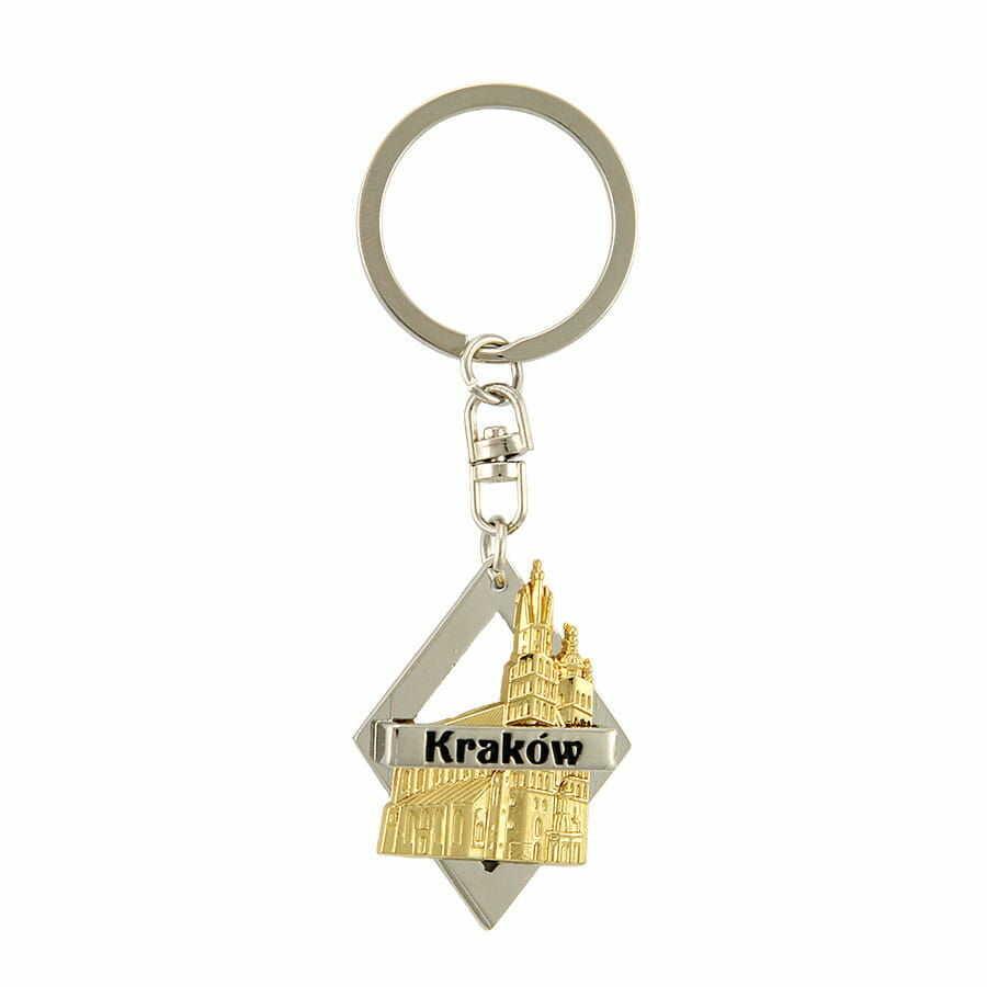 Brelok do kluczy Kraków