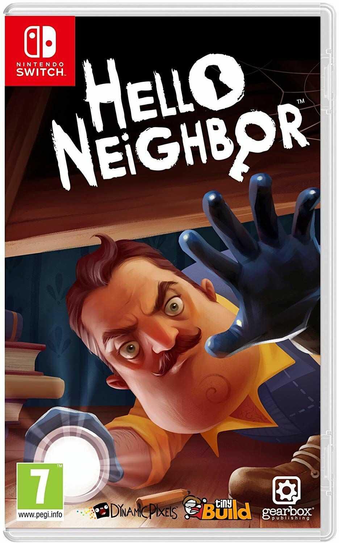 Gra Hello Neighbor (Nintendo Switch)