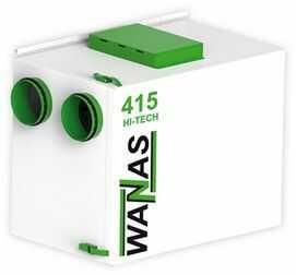 Rekuperator WANAS 415 V HI-TECH