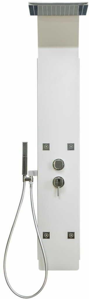 Vivo Square panel natryskowy bez termostatu firmy Aquatec Darmowa dostawa