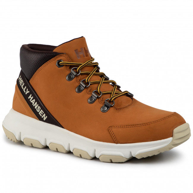 Sneakersy HELLY HANSEN - Fendvard Boot 114-75.725 Honey Wheat/Coffee Bean/Off White