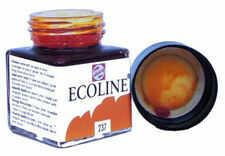 Talens Ecoline Farba Akwarel Płynna 237 OrangeDeep