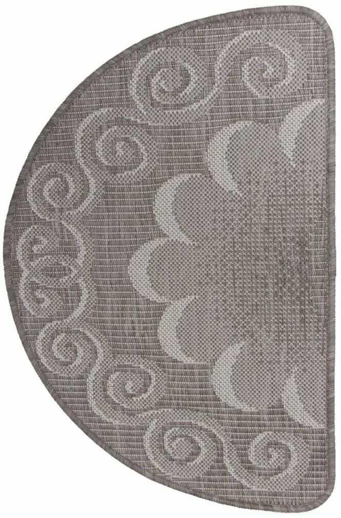 Dywanik dekoracyjny Rasta beżowy 50 x 80 cm