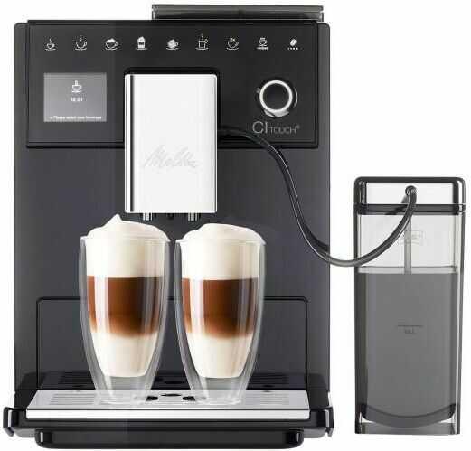Melitta Caffeo CI Touch F63-102 (czarny) - 97,83 zł miesięcznie