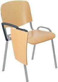 NOWY STYL Krzesło ISO wood TR-xx alu