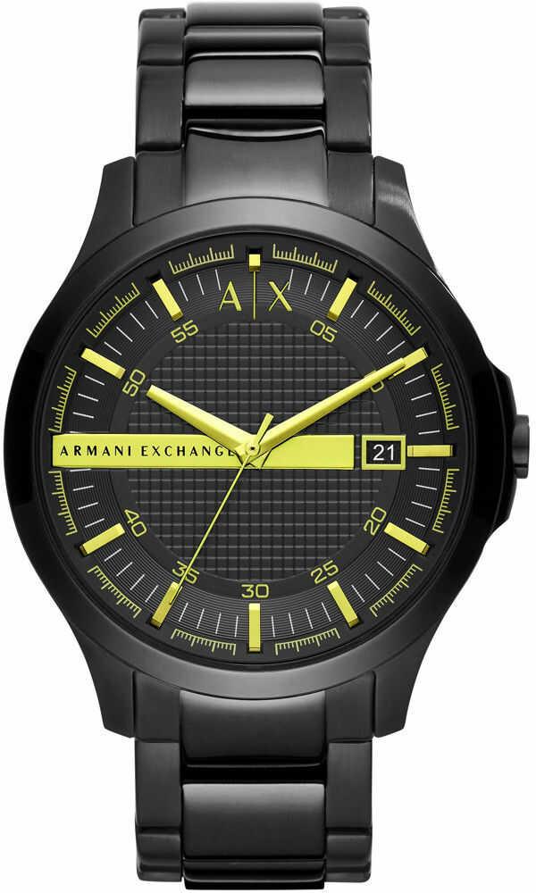 Zegarek Armani Exchange AX2407 HAMPTON - CENA DO NEGOCJACJI - DOSTAWA DHL GRATIS, KUPUJ BEZ RYZYKA - 100 dni na zwrot, możliwość wygrawerowania dowolnego tekstu.