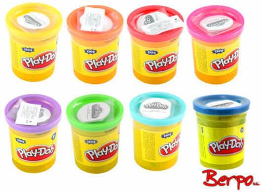 Hasbro Play Doh - Ciastolina neonowy róż 22573