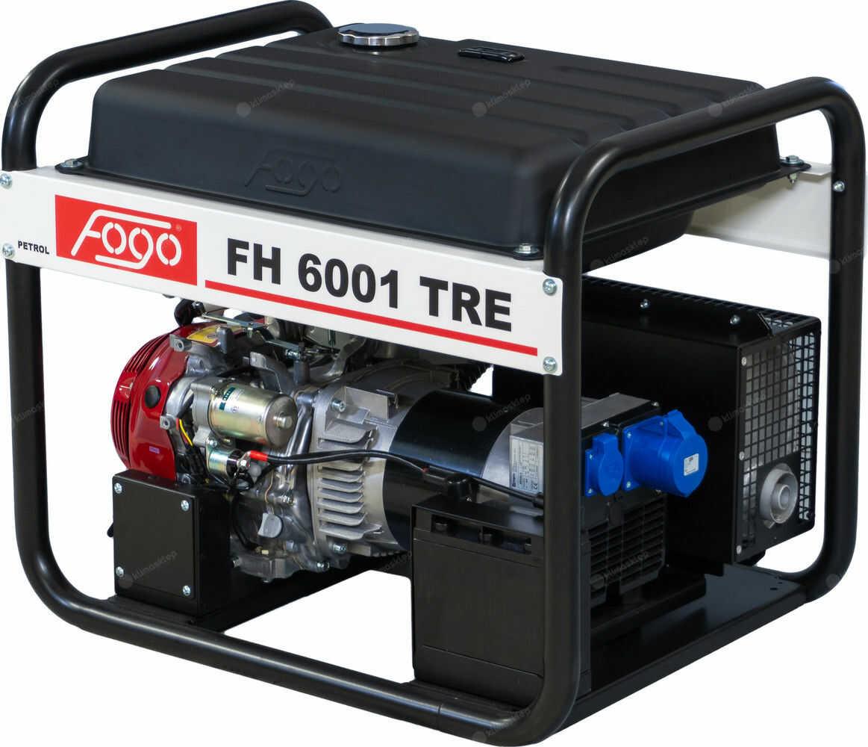 Agregat prądotwórczy Fogo FH 6001 TRE