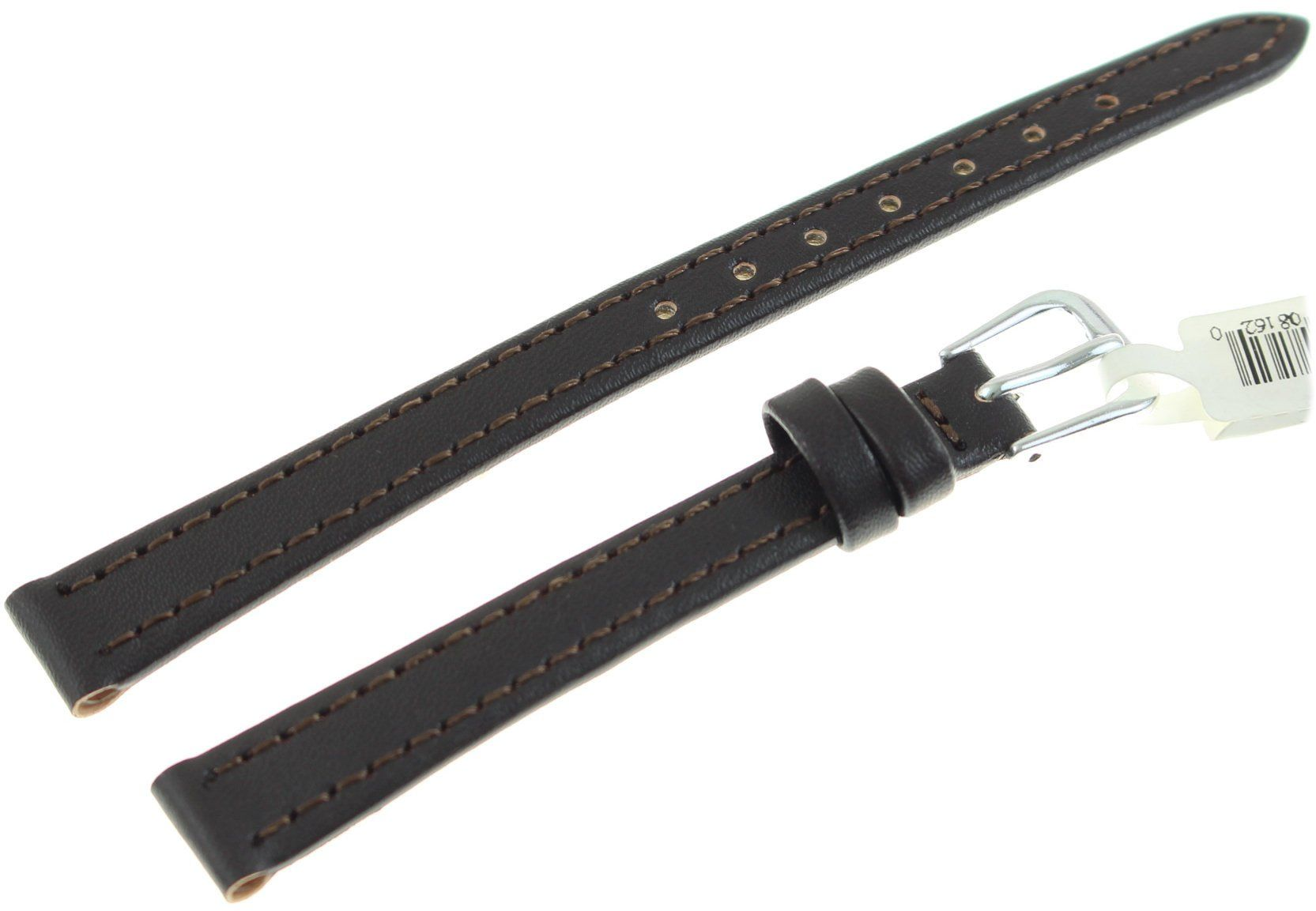 Skórzany pasek do zegarka 10 mm JVD R17602-10