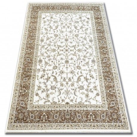 Dywan KLASIK 4174 d.cream/brown 80x150 cm