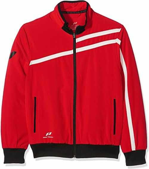 Pro Touch Kinney dziecięca kurtka prezentacyjna czerwony czerwony 152
