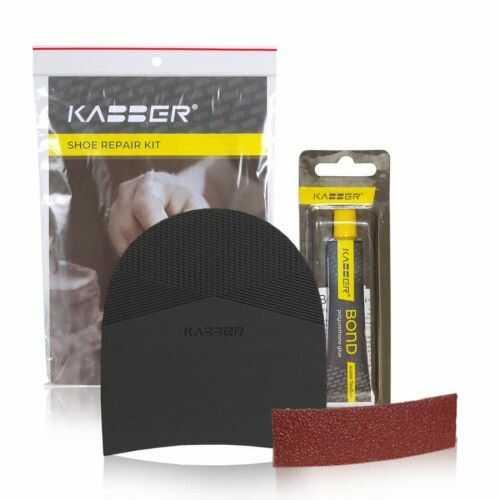 Fleki męskie Zestaw naprawczy Kabber Var.1 Czarny