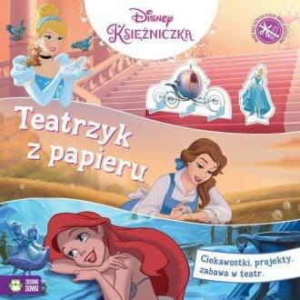 Vampirina Teatrzyk z papieru Disney